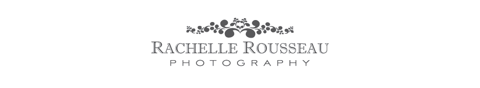 Rachelle Rousseau Photography logo
